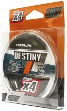 Шнур плетёный Freeway Destiny FWx4