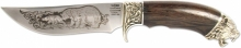 Нож нескладной алмазная сталь ОРЛАН (7023)а