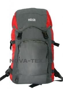 Рюкзак «Турист-40» (цвет: красный) PAYER