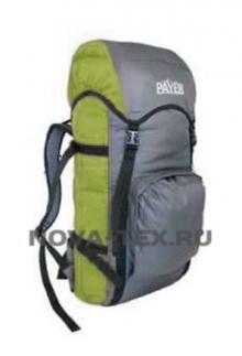 Рюкзак «Турист-60» (цвет: серо-зеленый) PAYER