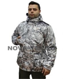 Куртка «Ямал» (ткань: вельбоа, цвет: 002) PRIDE