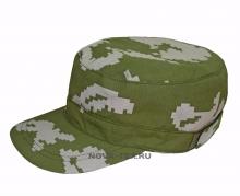 Кепка на застежке (ткань: сорочка, цвет: 10-05)
